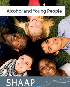 Alcohol and Young People Cover